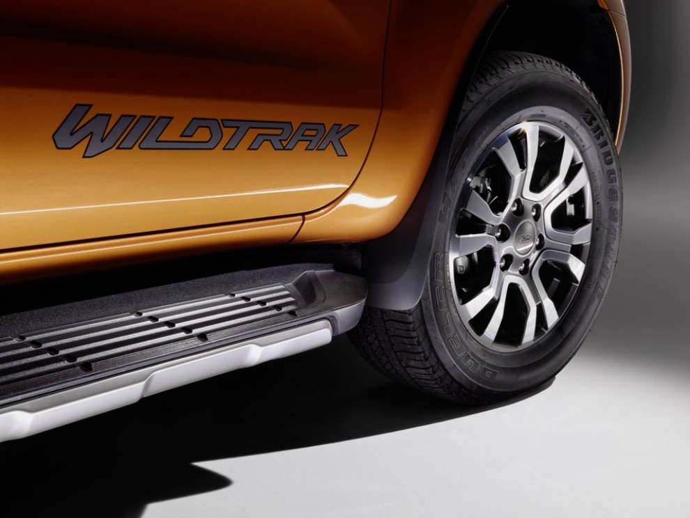 Ford Ranger, il pick-up si rifà il look - Foto 4 di 18