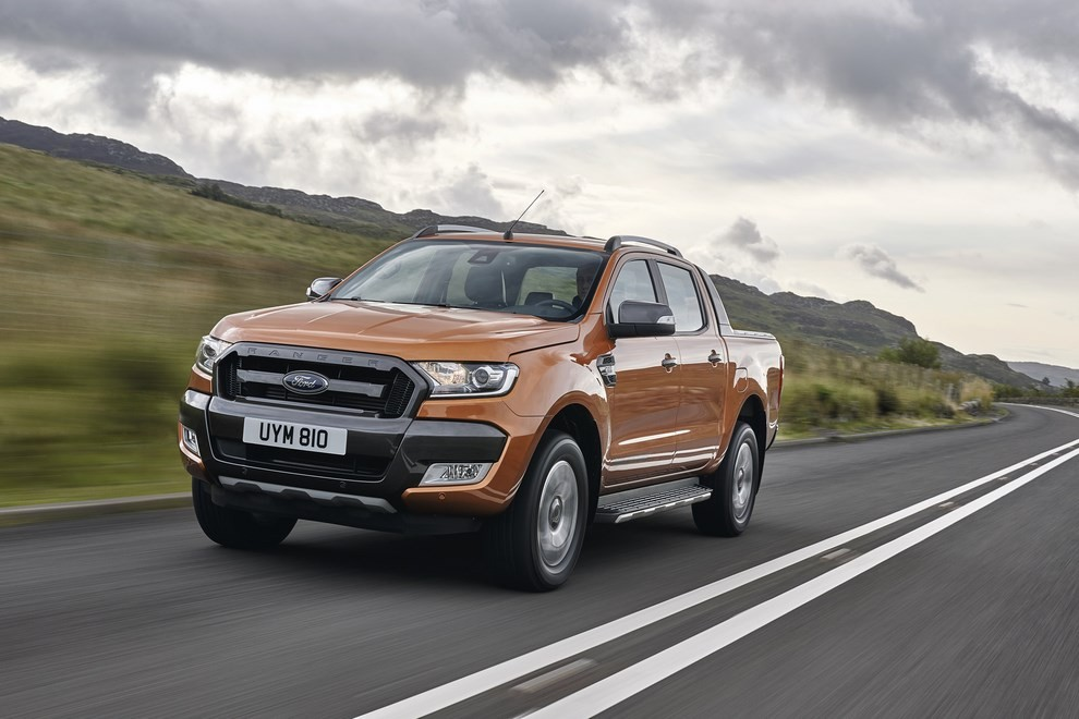 Ford Ranger, il pick-up si rifà il look - Foto 7 di 18