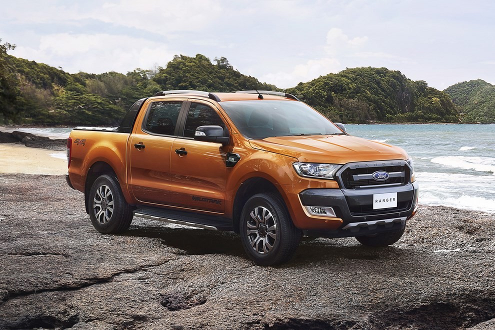 Ford Ranger, il pick-up si rifà il look - Foto 9 di 18