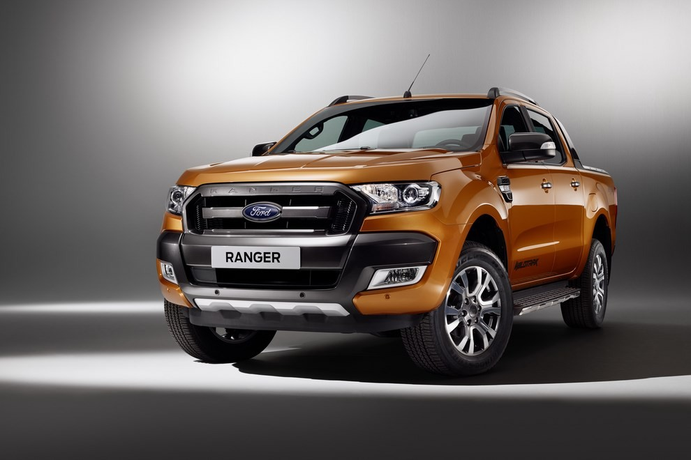 Ford Ranger, il pick-up si rifà il look - Foto 18 di 18