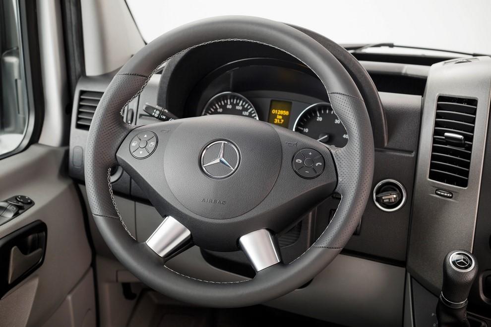 Mercedes Sprinter festeggia 20 anni - Foto 3 di 10