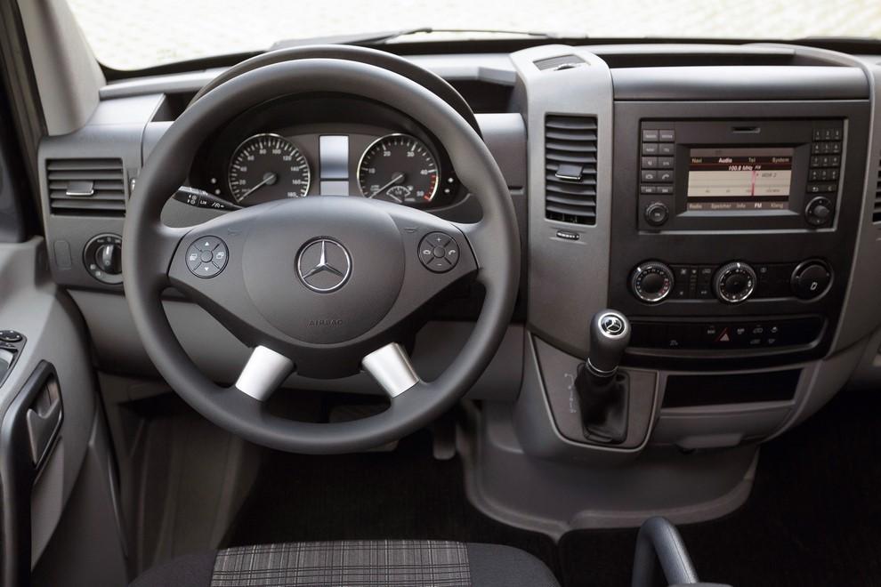 Mercedes Sprinter festeggia 20 anni - Foto 6 di 10