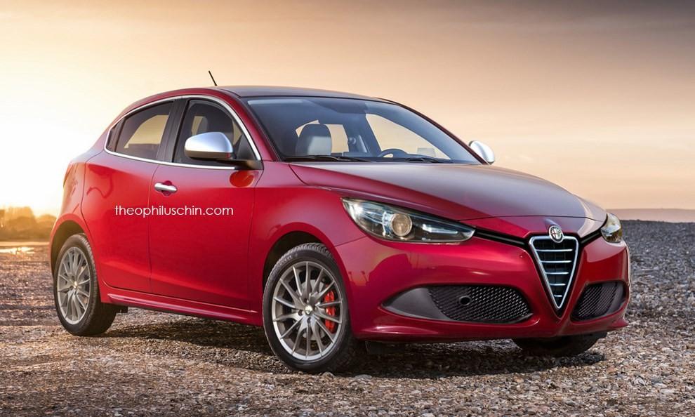 Alfa Romeo Mito, sarà così la seconda generazione? - Foto 2 di 2