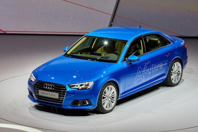 Nuova Audi A4 i dati ufficiali e tutte le informazioni