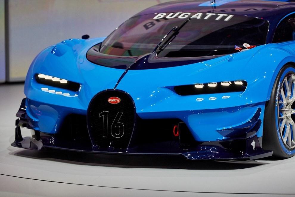 Bugatti Vision Gran Turismo - Foto 12 di 31
