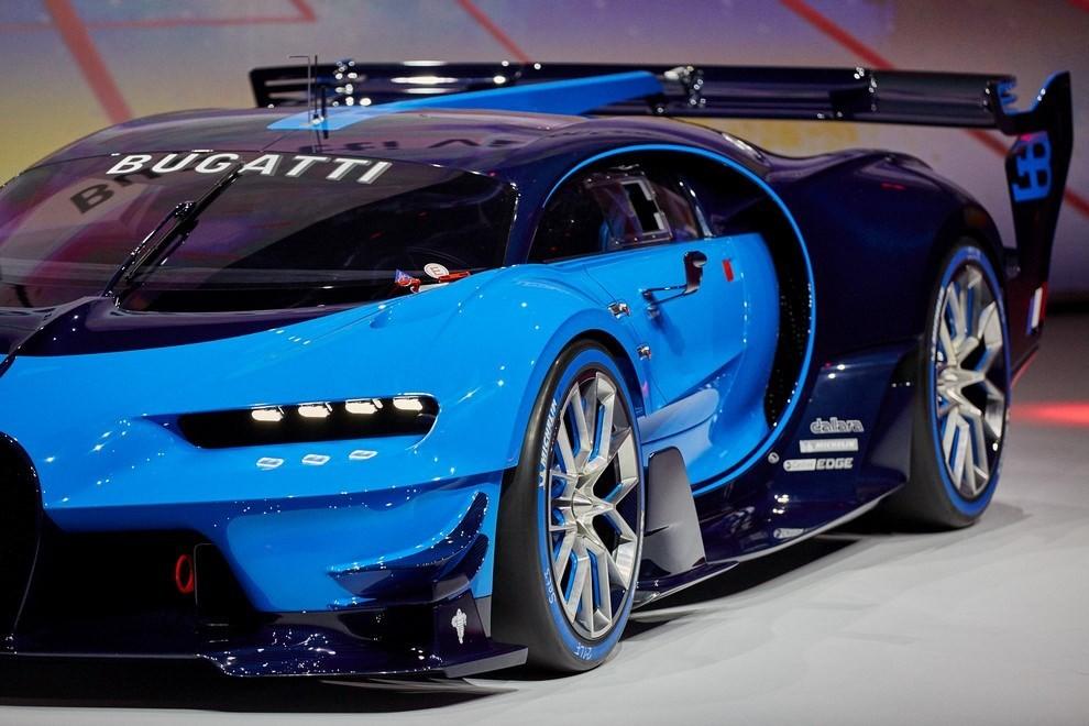 Bugatti Vision Gran Turismo - Foto 13 di 31