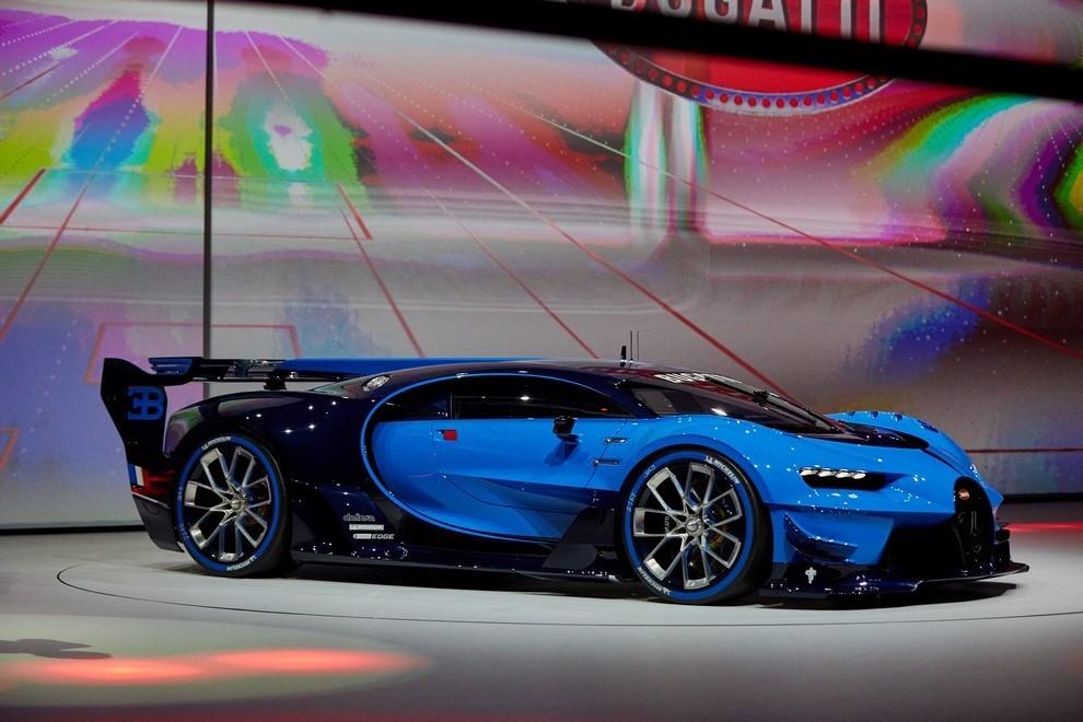 Bugatti Vision Gran Turismo - Foto 14 di 31