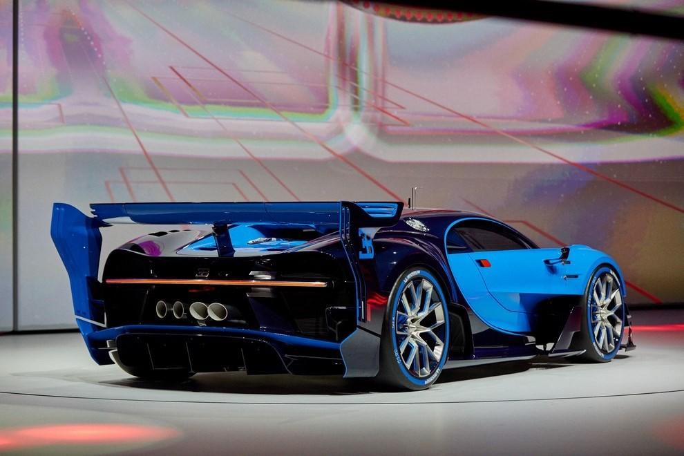 Bugatti Vision Gran Turismo - Foto 15 di 31