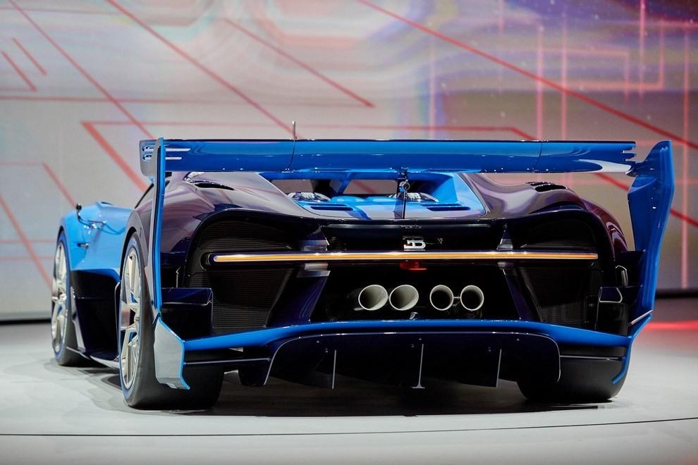 Bugatti Vision Gran Turismo - Foto 16 di 31