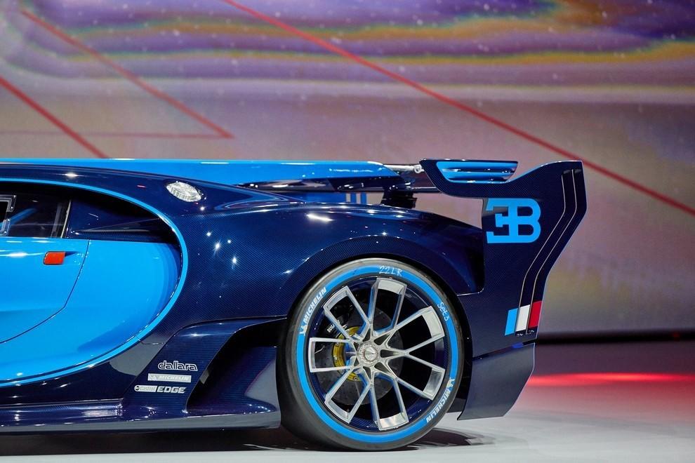 Bugatti Vision Gran Turismo - Foto 17 di 31
