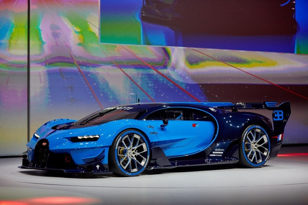 Bugatti Vision Gran Turismo - Foto 18 di 31