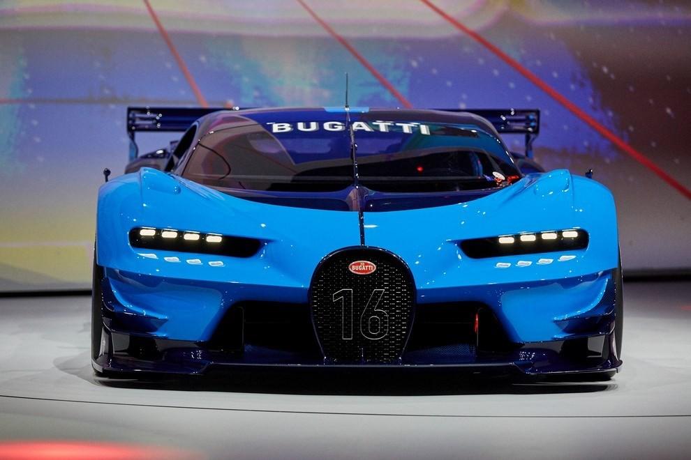 Bugatti Vision Gran Turismo - Foto 19 di 31