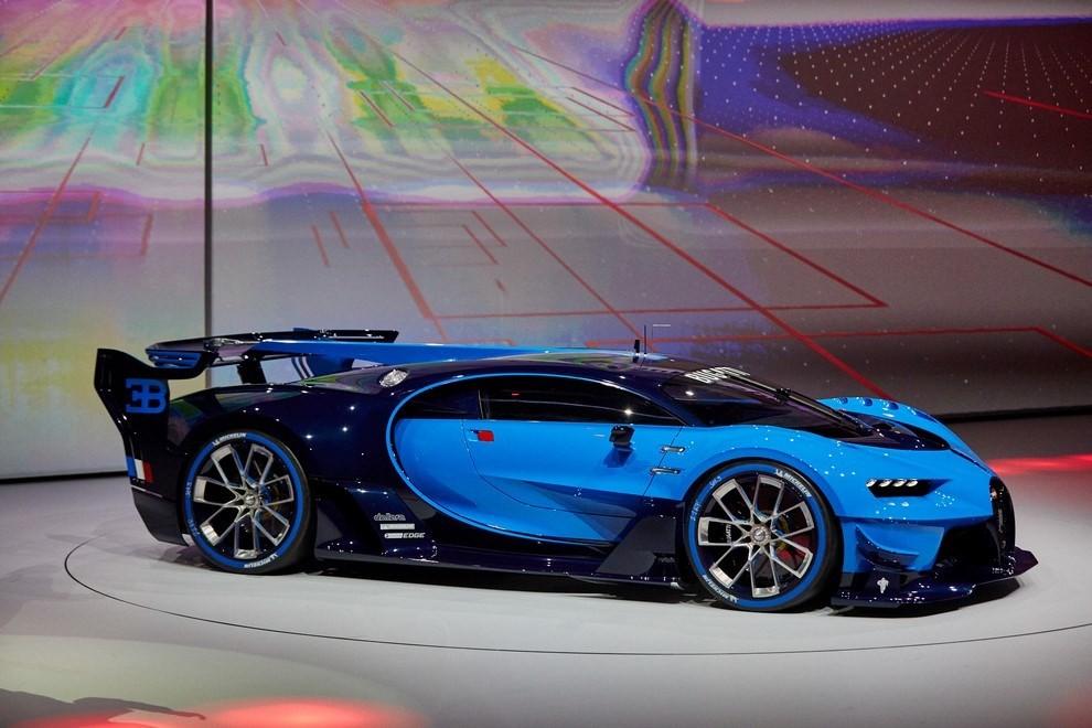 Bugatti Vision Gran Turismo - Foto 20 di 31
