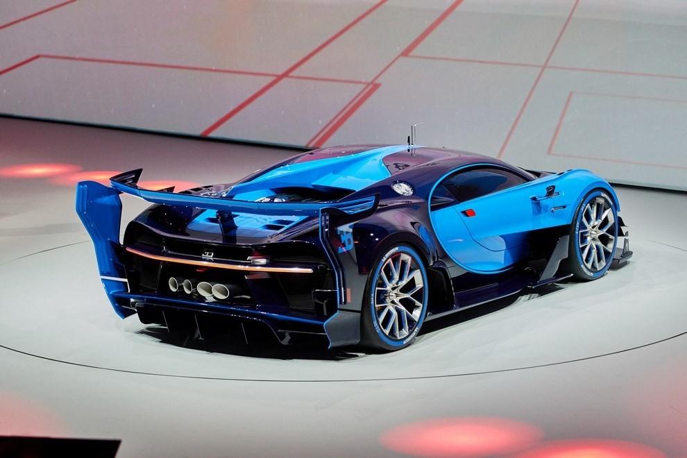 Bugatti Vision Gran Turismo - Foto 2 di 31