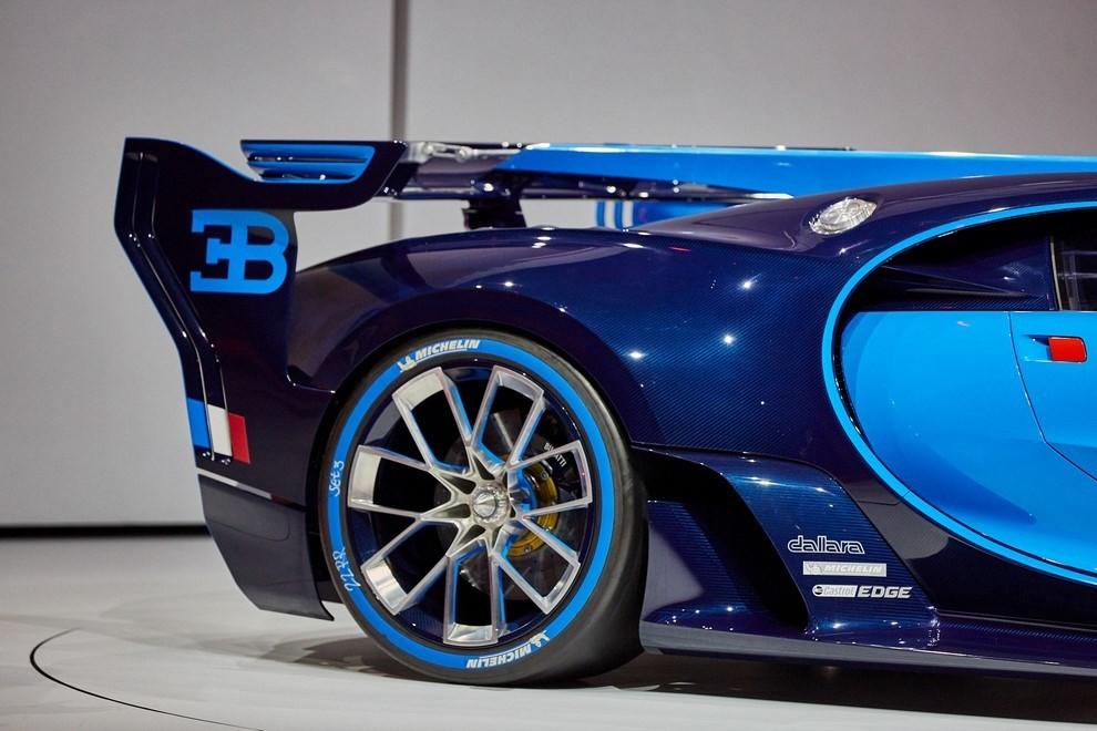 Bugatti Vision Gran Turismo - Foto 21 di 31