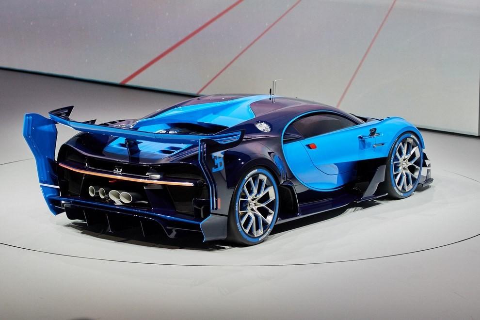 Bugatti Vision Gran Turismo - Foto 22 di 31