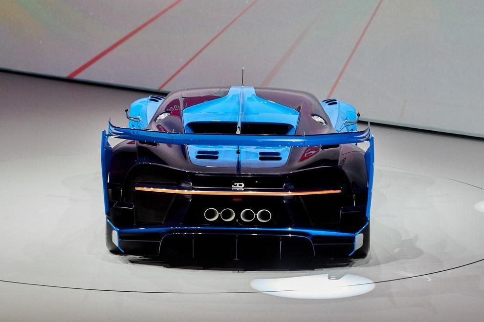 Bugatti Vision Gran Turismo - Foto 23 di 31