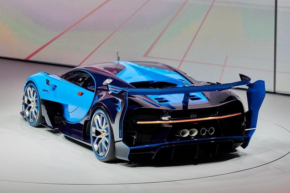 Bugatti Vision Gran Turismo - Foto 24 di 31