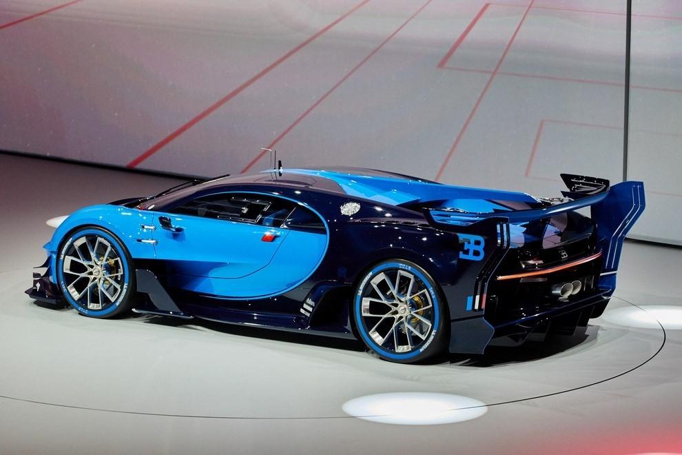Bugatti Vision Gran Turismo - Foto 25 di 31
