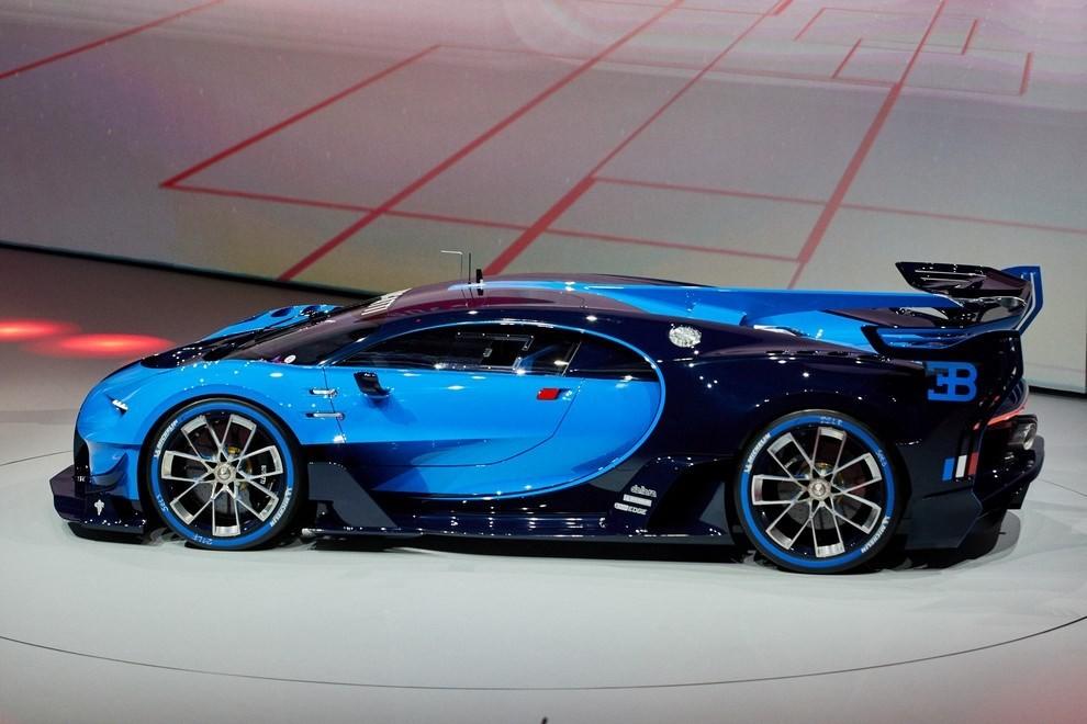 Bugatti Vision Gran Turismo - Foto 26 di 31
