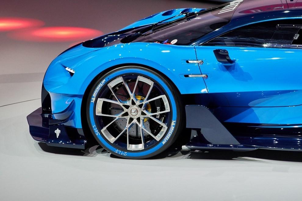 Bugatti Vision Gran Turismo - Foto 27 di 31