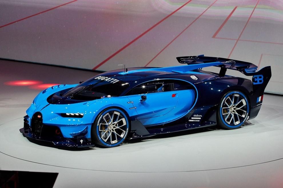 Bugatti Vision Gran Turismo - Foto 28 di 31
