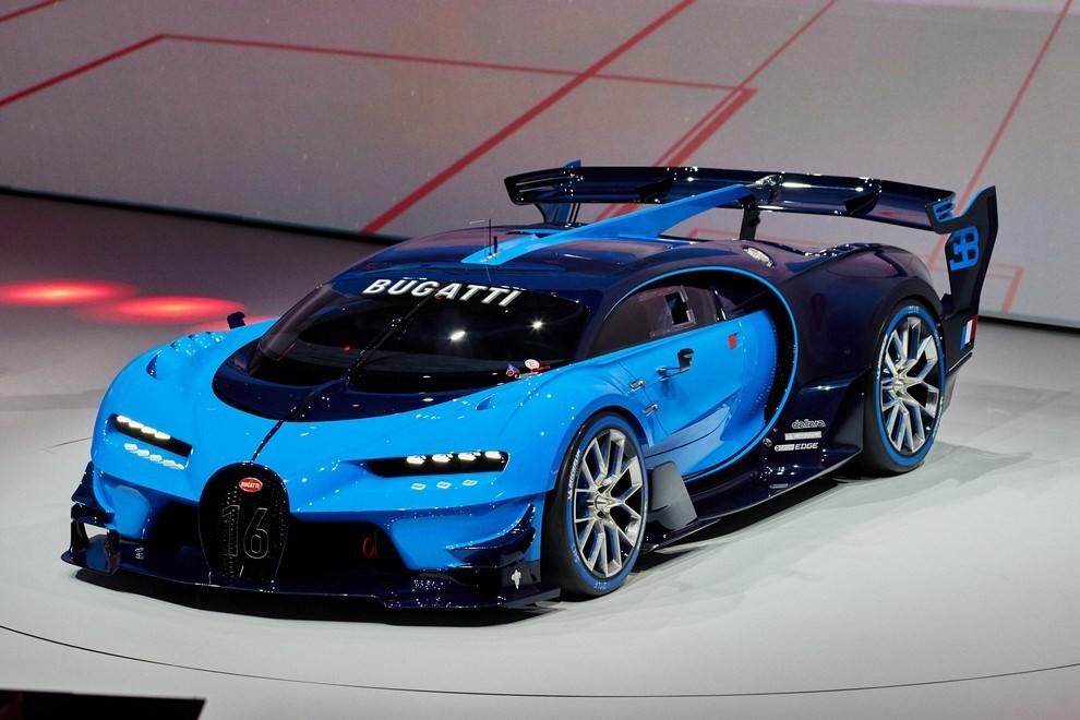 Bugatti Vision Gran Turismo - Foto 29 di 31