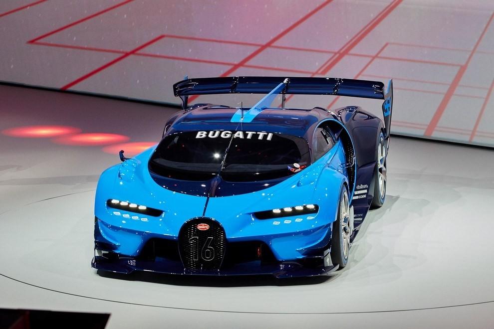 Bugatti Vision Gran Turismo - Foto 30 di 31