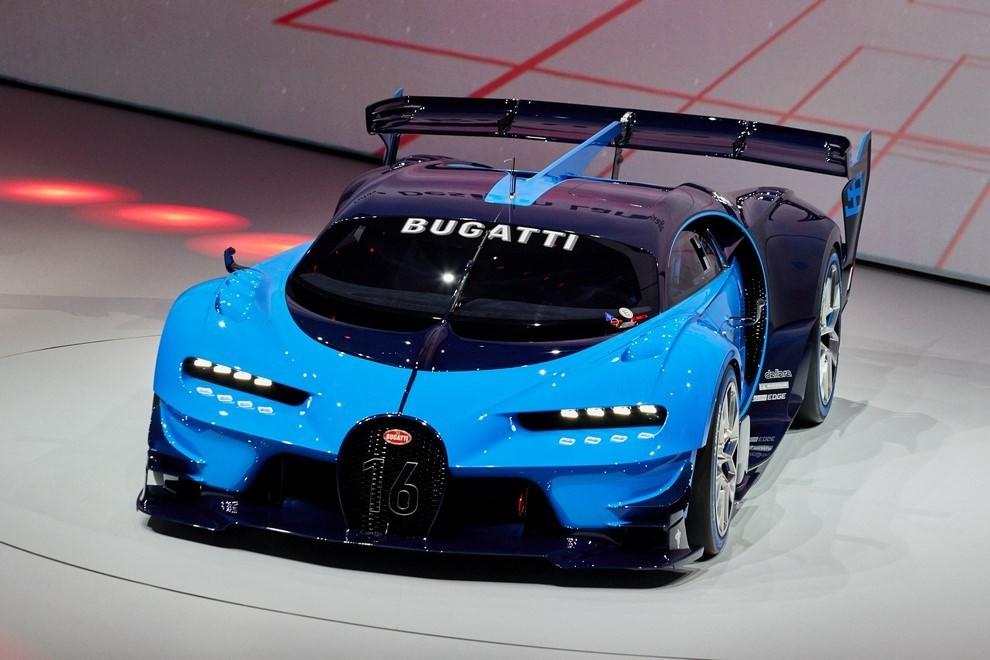 Bugatti Vision Gran Turismo - Foto 3 di 31