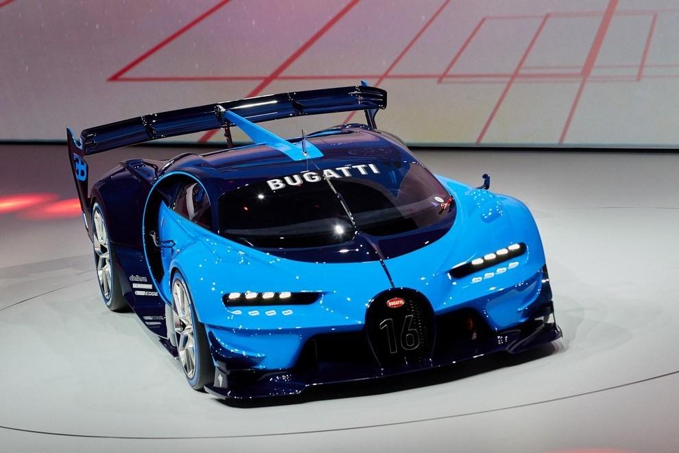 Bugatti Vision Gran Turismo - Foto 31 di 31