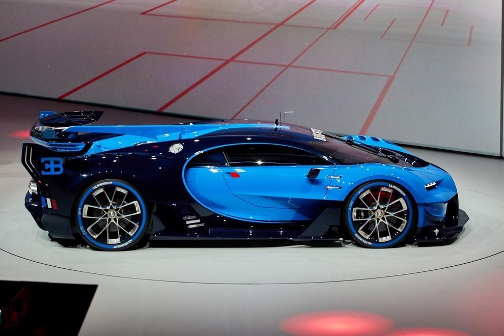 Bugatti Vision Gran Turismo - Foto 1 di 31