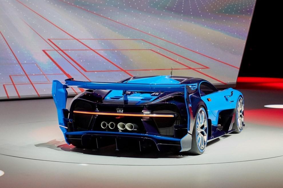 Bugatti Vision Gran Turismo - Foto 5 di 31