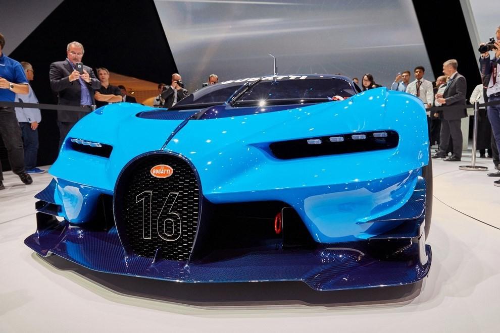 Bugatti Vision Gran Turismo - Foto 6 di 31