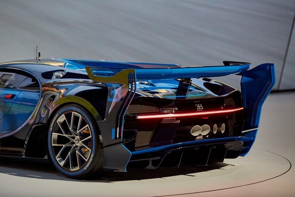 Bugatti Vision Gran Turismo - Foto 8 di 31