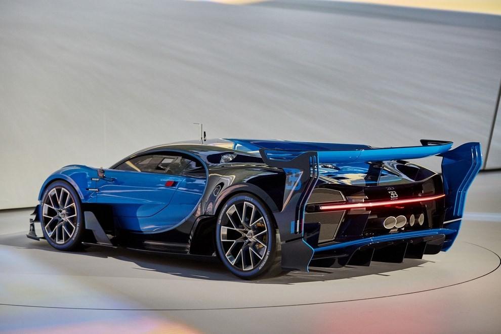 Bugatti Vision Gran Turismo - Foto 9 di 31