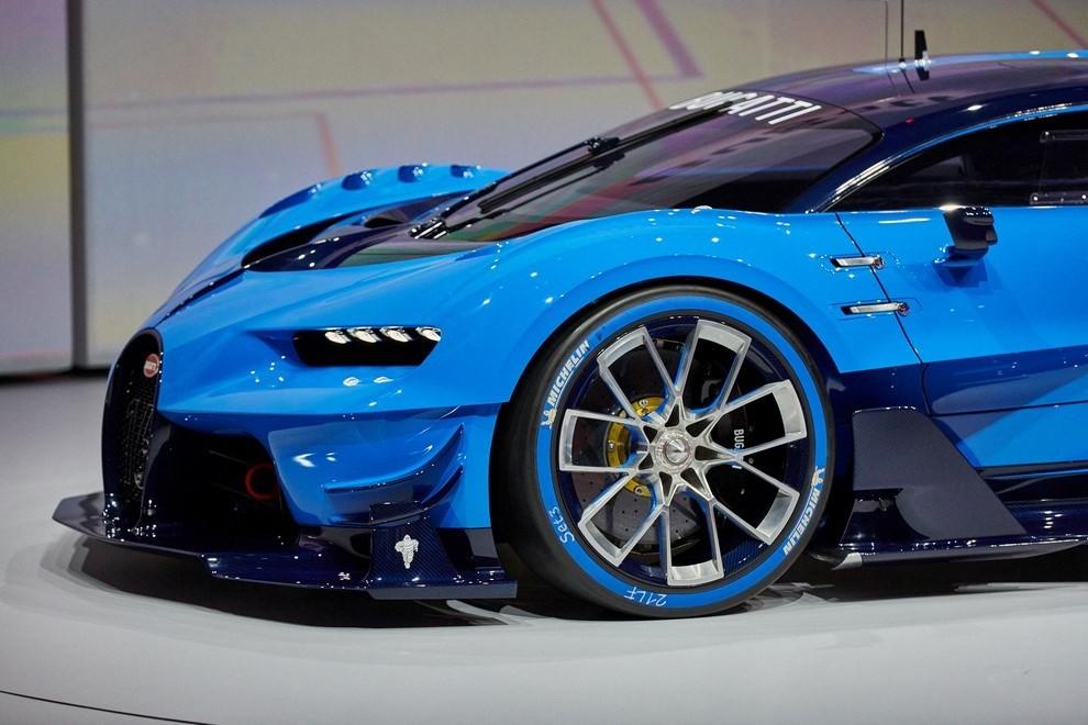 Bugatti Vision Gran Turismo - Foto 10 di 31