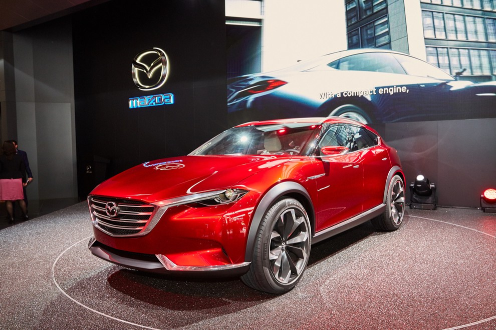 Mazda Koeru Concept - Foto 13 di 17