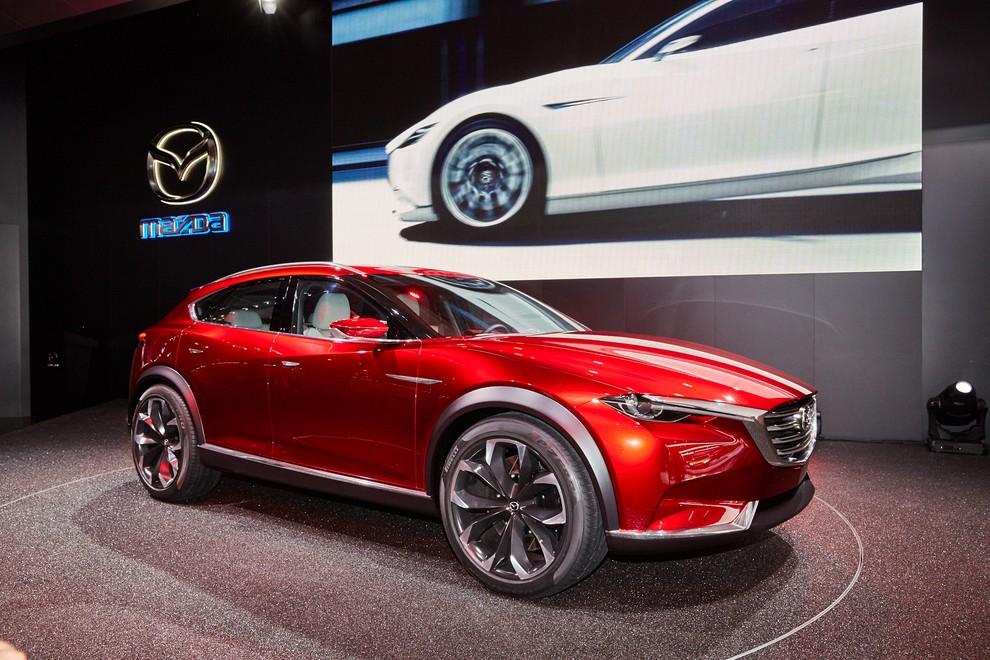 Mazda Koeru Concept - Foto 3 di 17