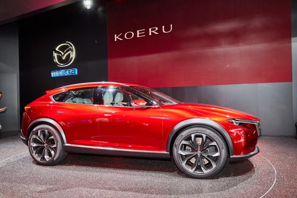 Mazda Koeru Concept - Foto 14 di 17