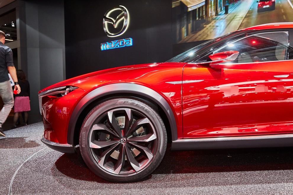 Mazda Koeru Concept - Foto 17 di 17