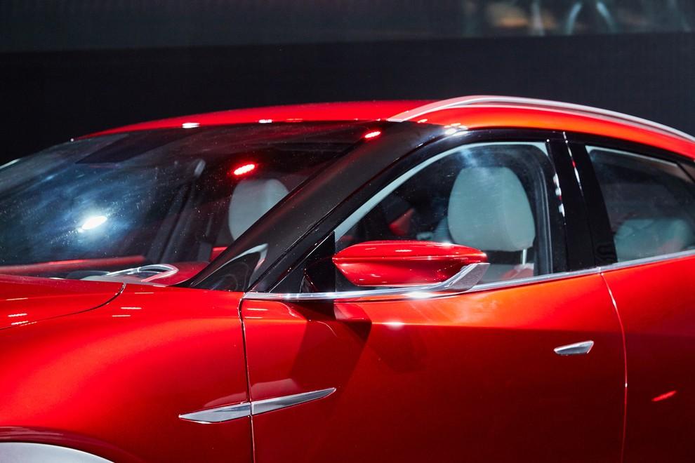 Mazda Koeru Concept - Foto 8 di 17