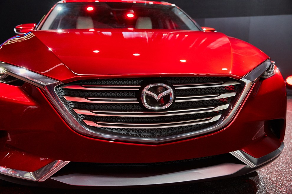 Mazda Koeru Concept - Foto 5 di 17