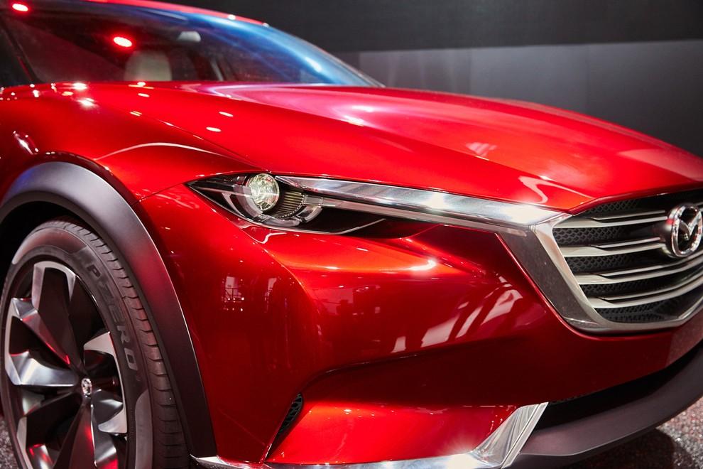 Mazda Koeru Concept - Foto 1 di 17