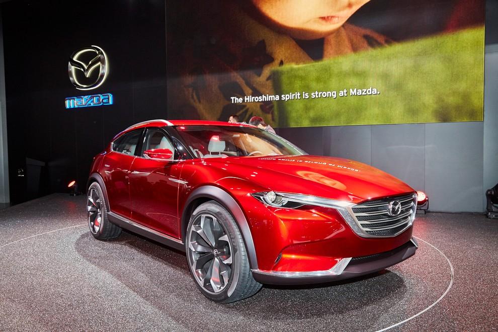 Mazda Koeru Concept - Foto 6 di 17