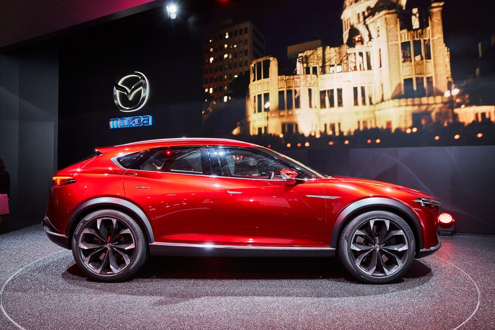 Mazda Koeru Concept - Foto 7 di 17