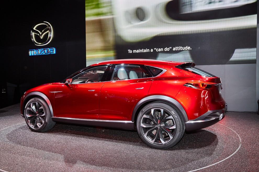 Mazda Koeru Concept - Foto 12 di 17