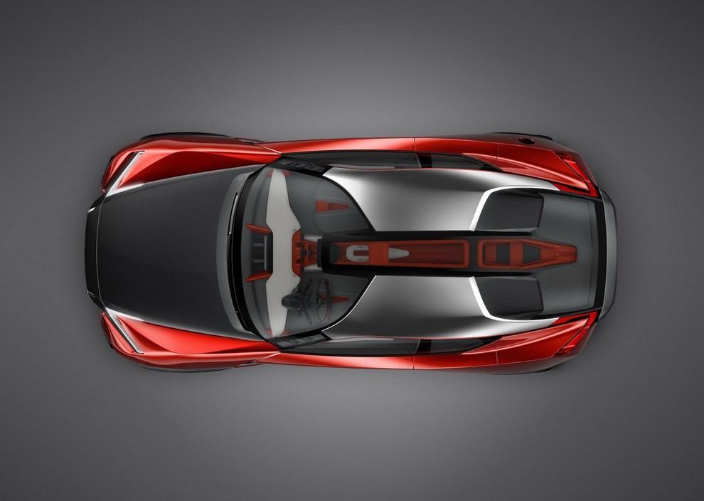 Nissan Gripz Concept, il crossover futuristico - Foto 4 di 14
