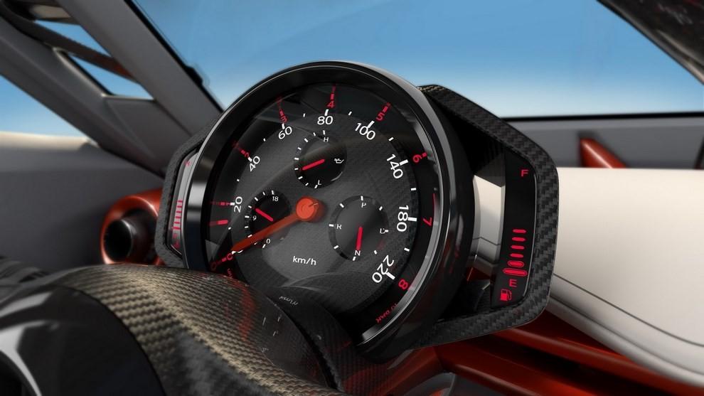 Nissan Gripz Concept, il crossover futuristico - Foto 9 di 14