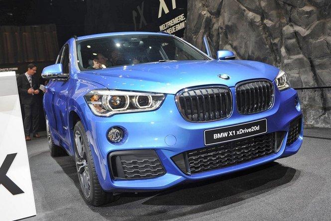 Nuova BMW X1: le foto e tutte le informazioni