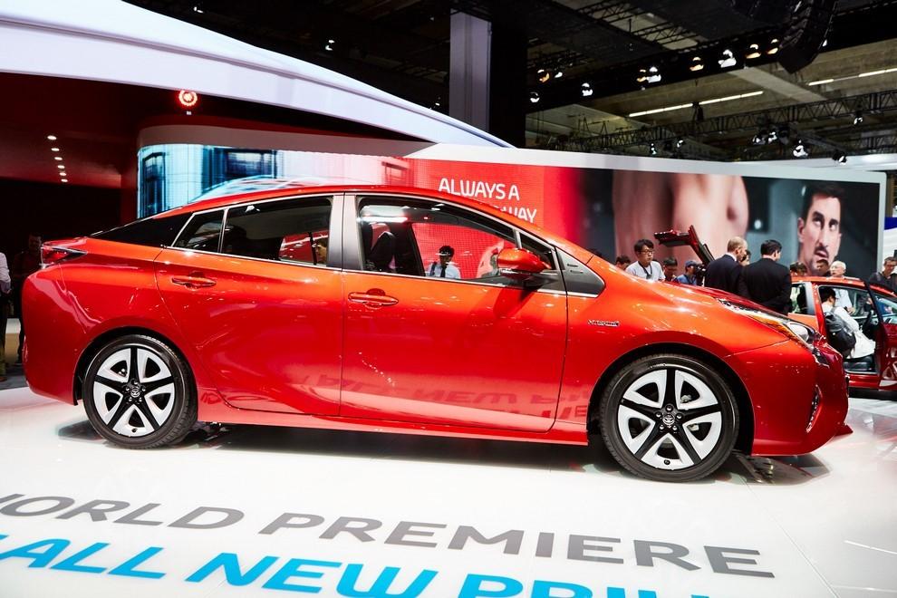 Nuova Toyota Prius, efficienza all'ennesima potenza - Foto 15 di 20